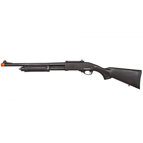 Jag Arms  2 Jag Arms Scattergun HD Gas Airsoft Shotgun (Black)