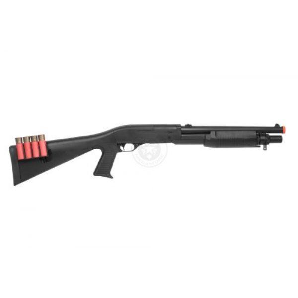 UKARMS  4 400 fps agm airsoft m500 m183a2 tactical shell fed spring airsoft shotgun(Airsoft Gun)