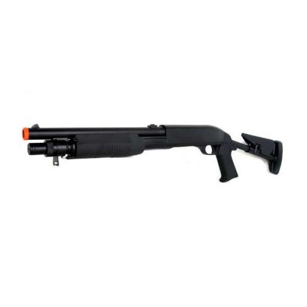 Double Eagle  1 Double Eagle M56C Tri-Shot (3 Shots) Spring Shotgun Retractable Stock