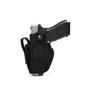 LIVIQILY  1 LIVIQILY Right or Left Handed Concealed Carry Gun Holster for Glock 17 19 22 23 43 P226 P229 Ruger Beretta 92 M92 s&w Pistols