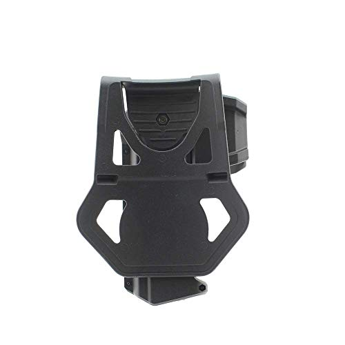 Higoo  2 Higoo Tatical Movable Pistol Holster for Colt 1911 with Flashlight or Laser Mount
