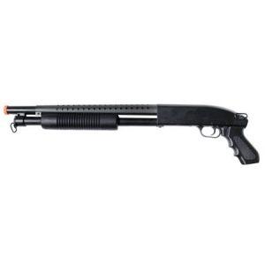 Double Eagle  1 Double Eagles m58b Metal Tactical Shotgun Airsoft Gun 350-fps(Airsoft Gun)