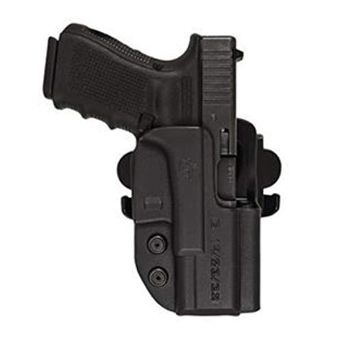 "Comp-Tac  1 Comp-Tac International Belt Holster Right Hand STI Edge 5"" Kydex Black"