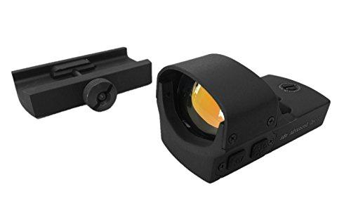Ade Advanced Optics Airsoft Gun Sight 5 Ade Advanced Optics RD3-011-1 Premium Grade 1x22x33 Red Dot NV Night Vision Dot Sight