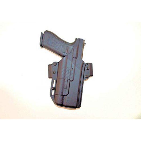 Raven Concealment Systems  1 Raven Concealment Systems Perun OWB Holster fits Gen 5 Glock with TLR1HL