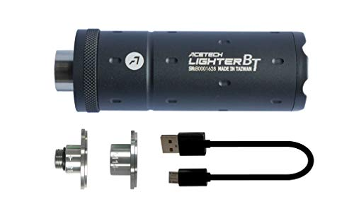 ACETECH Airsoft Barrel 6 ACETECH Lighter BT Airsoft Gun 14mm/11mm Pistol Tracer Unit/Chronograph Glow in Dark