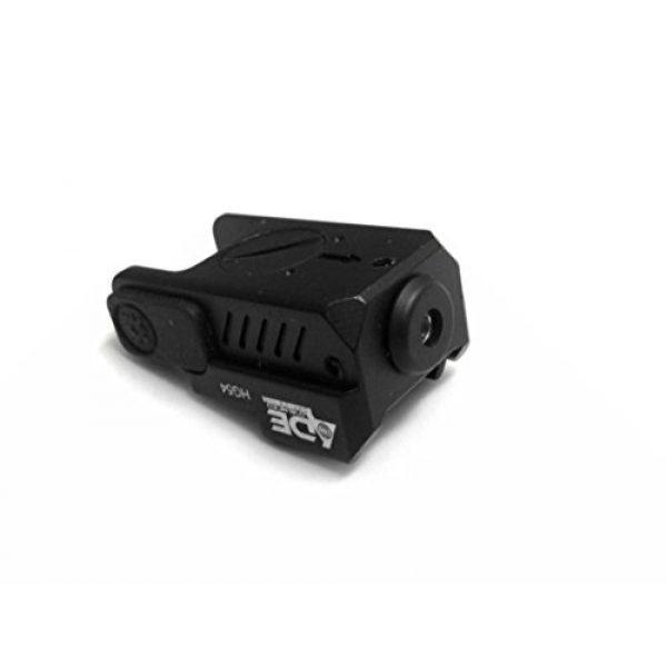 Ade Advanced Optics Airsoft Gun Sight 2 Ade Advanced Optics HG54R Strobe Laser Sight for Pistol Handgun
