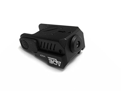 Ade Advanced Optics Airsoft Gun Sight 2 Ade Advanced Optics HG54R Strobe Laser Sight for Pistol Handgun