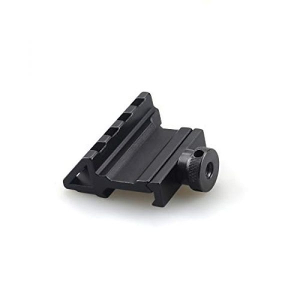 Goyea Tactical Airsoft Gun Sight 6 Red Green Holographic Rifle Dot Sight 4 Reticles Tactical Reflex Scope Sight