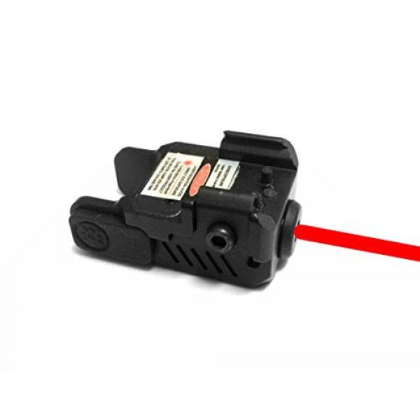 Ade Advanced Optics Airsoft Gun Sight 1 Ade Advanced Optics HG54R Strobe Laser Sight for Pistol Handgun