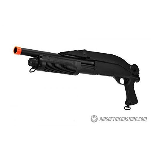 Lancer Tactical  1 Lancer_Tactical LT-7352 Airsoft Shotgun - Black
