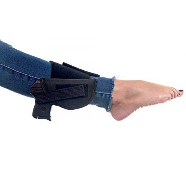 """Wyoming Holster  5 Gun Holster Buy 1 get 3 Free Shoulder/Concealed/Hip/Ankle IWB FITS Taurus TX22 .22LR TH Series Remington 1911 R1 3.5"""" BRL KAHR Baby Eagle III S/Compact 9MM 3.85"""" BRL 40 S&W 3.93"""" BRL S9 W/Laser 5"""