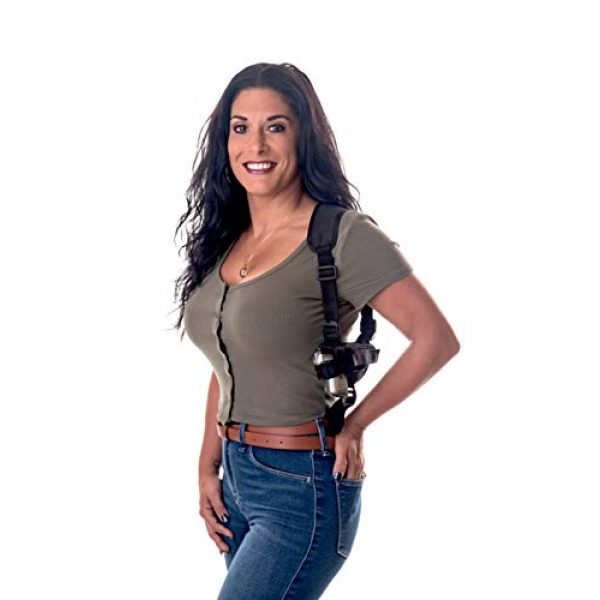 """Wyoming Holster  3 Gun Holster Buy 1 get 3 Free Shoulder/Concealed/Hip/Ankle IWB FITS Taurus TX22 .22LR TH Series Remington 1911 R1 3.5"""" BRL KAHR Baby Eagle III S/Compact 9MM 3.85"""" BRL 40 S&W 3.93"""" BRL S9 W/Laser 5"""