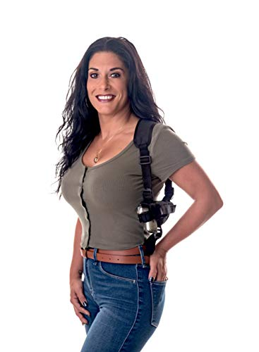 "Wyoming Holster  3 Gun Holster Buy 1 get 3 Free Shoulder/Concealed/Hip/Ankle IWB FITS Taurus TX22 .22LR TH Series Remington 1911 R1 3.5"" BRL KAHR Baby Eagle III S/Compact 9MM 3.85"" BRL 40 S&W 3.93"" BRL S9 W/Laser 5"