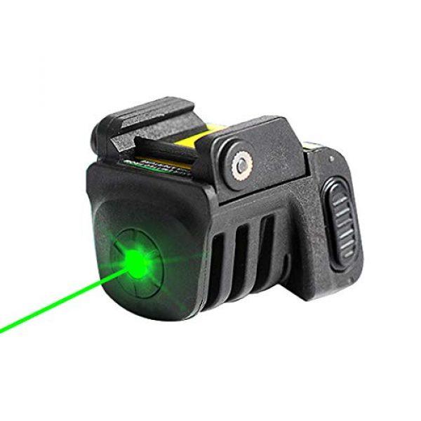 JDAMALEYWO Airsoft Gun Sight 1 JDAMALEYWO Tactical Laser Sight for Pistol Rifle Handguns