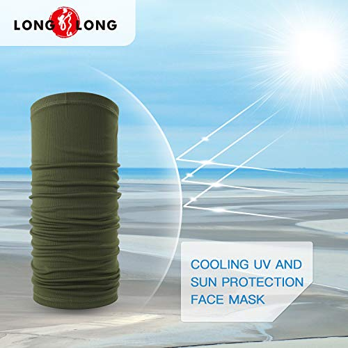 LONGLONG Airsoft Mask 4 LONGLONG Summer Face Scarf Mask - Windproof