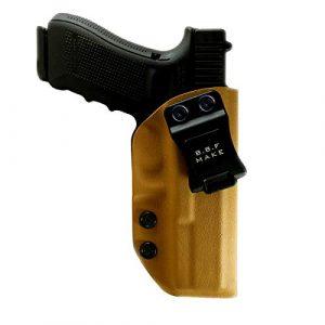 OLG.YAT  1 OLG.YAT Kydex IWB Holster Custom Fits: Glock 91 Glock 80 (Gen 3 4 5) Concealed Carry - Inside Waistband Carry Concealed Holster Glock 21 Pistol Case Kydex