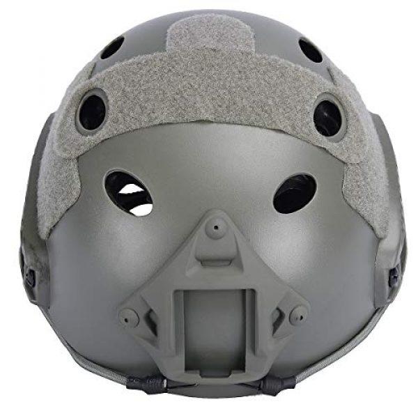 LOOGU Airsoft Helmet 3 LOOGU Airsoft Helmet