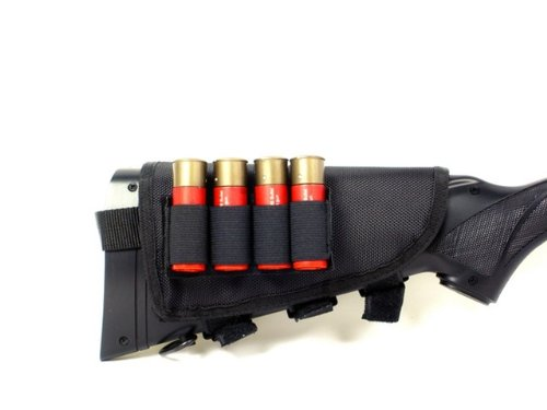 BBTac  2 BBTac BT-BT180D1 Cock and Shoot 250 FPS Airsoft Shotgun with 4 Shells