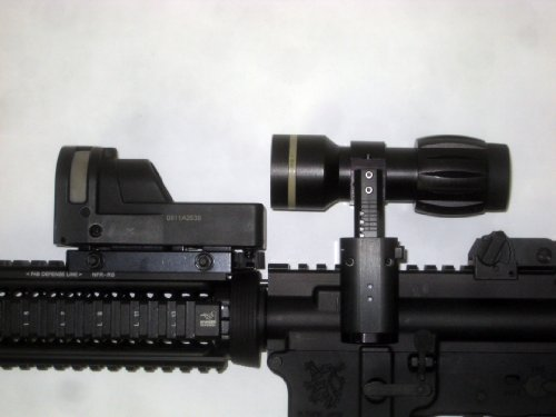 Meprolight Rifle Scope 4 Meprolight ML62631 Mepro M21 5.5 Moa