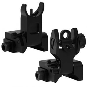 CQ Top Airsoft Gun Sight 1 CQ Iron Sights for Rifle