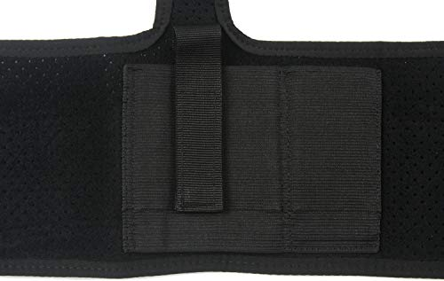 ProudCarry  6 ProudCarry Ultimate Ankle Calf Holster with Calf Strap and Spare Magazine Pouch for Concealed Carry Black