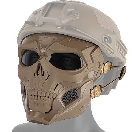 Anyoupin Airsoft Mask 4 Anyoupin Airsoft Mask