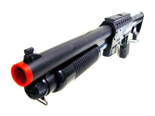 SPIG  3 Pump Action Shotgun Airsoft Spring Gun