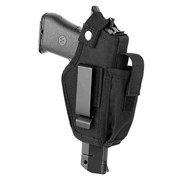 GZWEDO  1 GZWEDO Universal Airsoft Pistol Holster Concealed