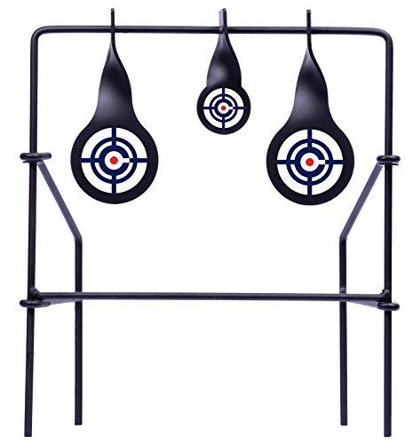 Crosman Airsoft Target 1 Crosman CSLT Metal Spinning Target For Use With .177-Caliber And .22_Caliber Pellets