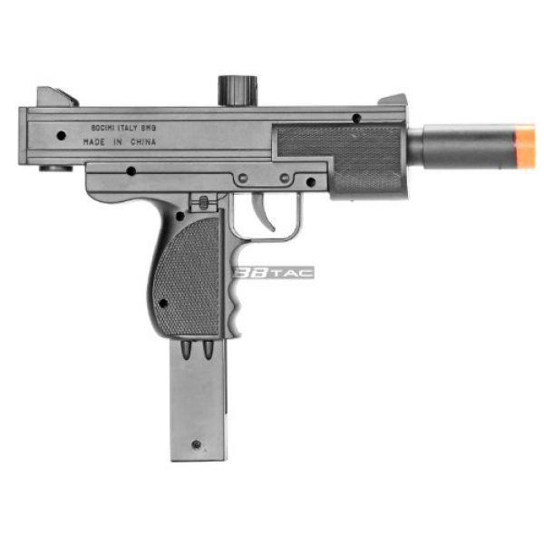 Powerful 250 FPS with 18 Round Clip/Magazine