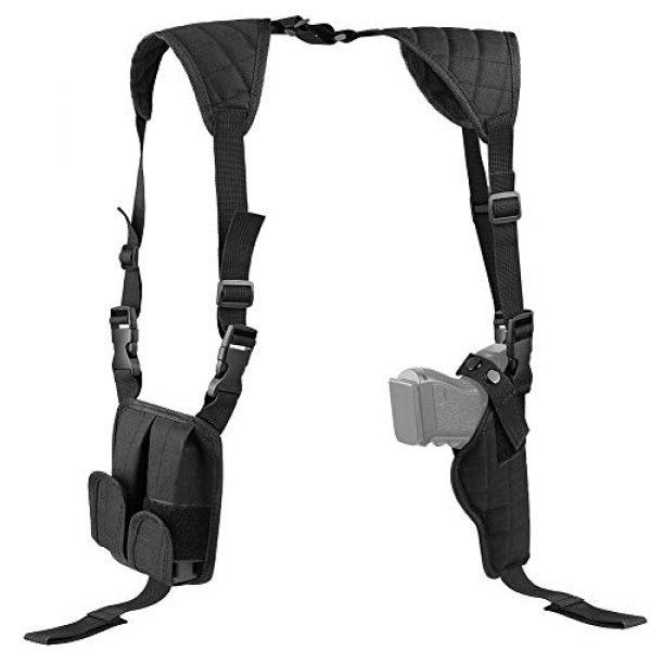 XAegis  1 XAegis Shoulder Holster General Vertical Gun Holster Adjustable for Most Kinds of Pistols