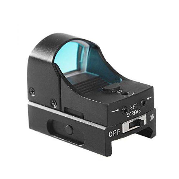 Sniper Airsoft Gun Sight 3 Sniper TR20 Reflex Sight Red Dot Sight Fit Picatinny Rail