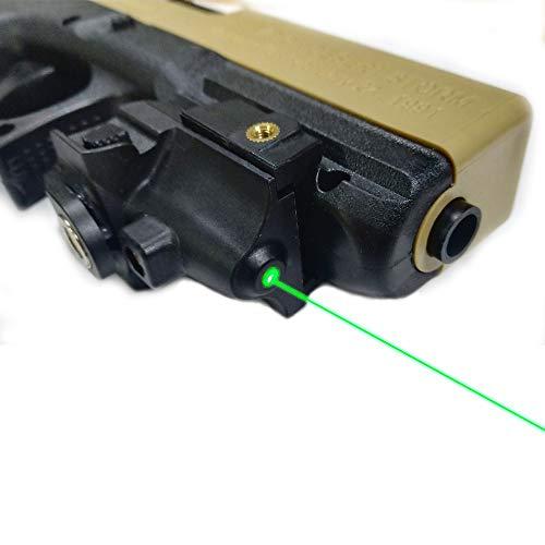 TTAS Airsoft Gun Sight 1 TTAS Tactical Green Laser Sight
