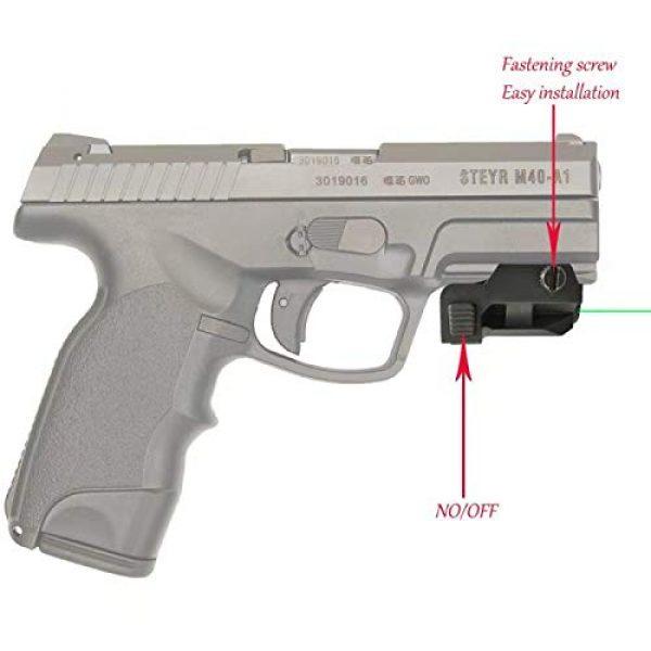 TTAS Airsoft Gun Sight 2 TTAS Tactical Green Laser
