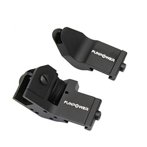Rapid Transition 20mm Rail Sight for Rifle