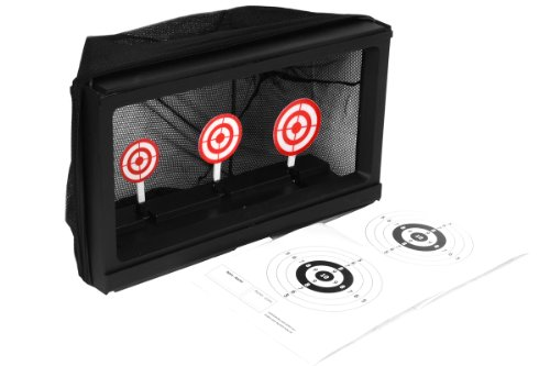 TSD Sports Airsoft Target 1 TSD Sports SDBBTRAP2 Auto Retracting Airsoft Target System