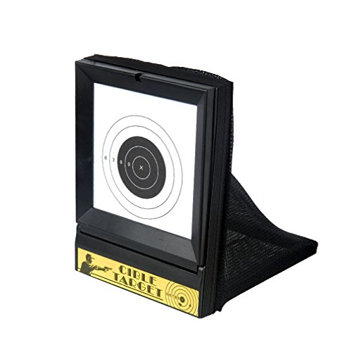 Stand and Paper Target