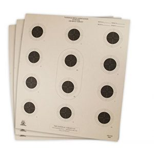 National Target Company Airsoft Target 1 National Target Company Air Rifle and BB Gun Targets
