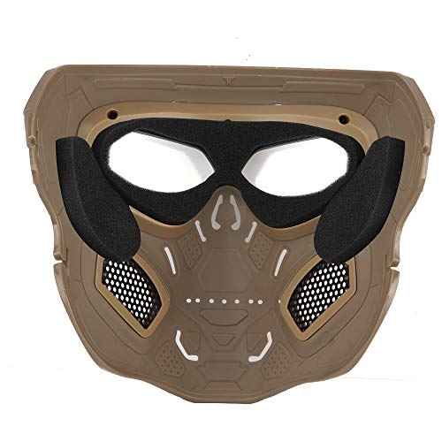 Anyoupin Airsoft Mask 2 Anyoupin Airsoft Mask