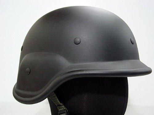 Airsoft Airsoft Helmet 1 Airsoft M88 PASGT Replica Helmet Black