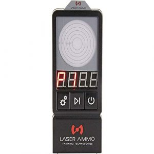 LASER AMMO TRAINING TECHNOLOGIES Airsoft Target 1 LaserPET II - Train with six Interactive Training Programs Anywhere