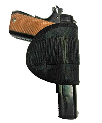 PRO TACTICAL  2 PRO TACTICAL Gun Holster IWB Concealment Holster in The Pants Holster FITS COLT 1911 and Most Full Size Automatic and Some Revolvers