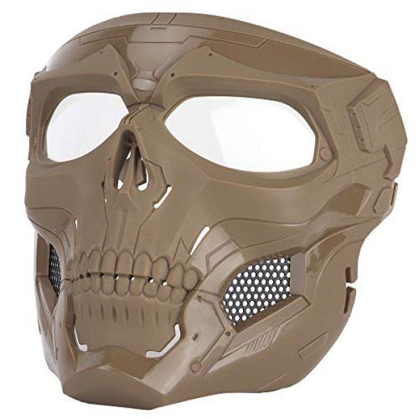 Anyoupin Airsoft Mask 1 Anyoupin Airsoft Mask