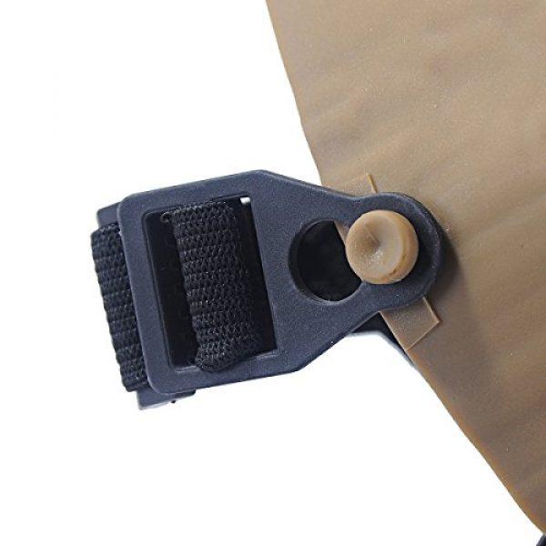 Outgeek Airsoft Mask 6 Outgeek Airsoft Mask Scary Skull Outdoor Full Face Mask Mesh Eye Protection Mask