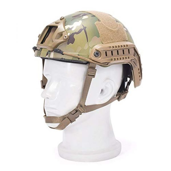EMERSONGEAR Airsoft Helmet 1 EMERSONGEAR Tactical Adjustable Fast Helmet