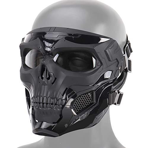 IDEKO Airsoft Mask 2 IDEKO Airsoft Skull Mask