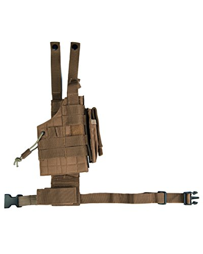 Miltec  1 Mil-Tec Coyote Leg Holster