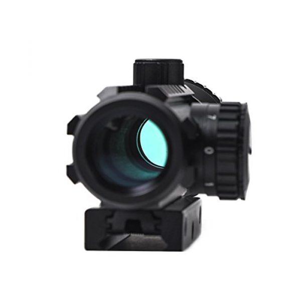 Beileshi Airsoft Gun Sight 7 Beileshi 1X/2X Red Illuminated Tactical Dot Sight