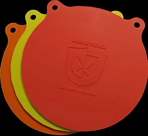 "Armory Plastics LLC Airsoft Target 2 Armory Plastics LLC 5.5"" Slingshot BB Gun Target BBG"